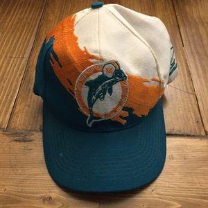 Men's Miami Dolphins NFL Pro Line Hat